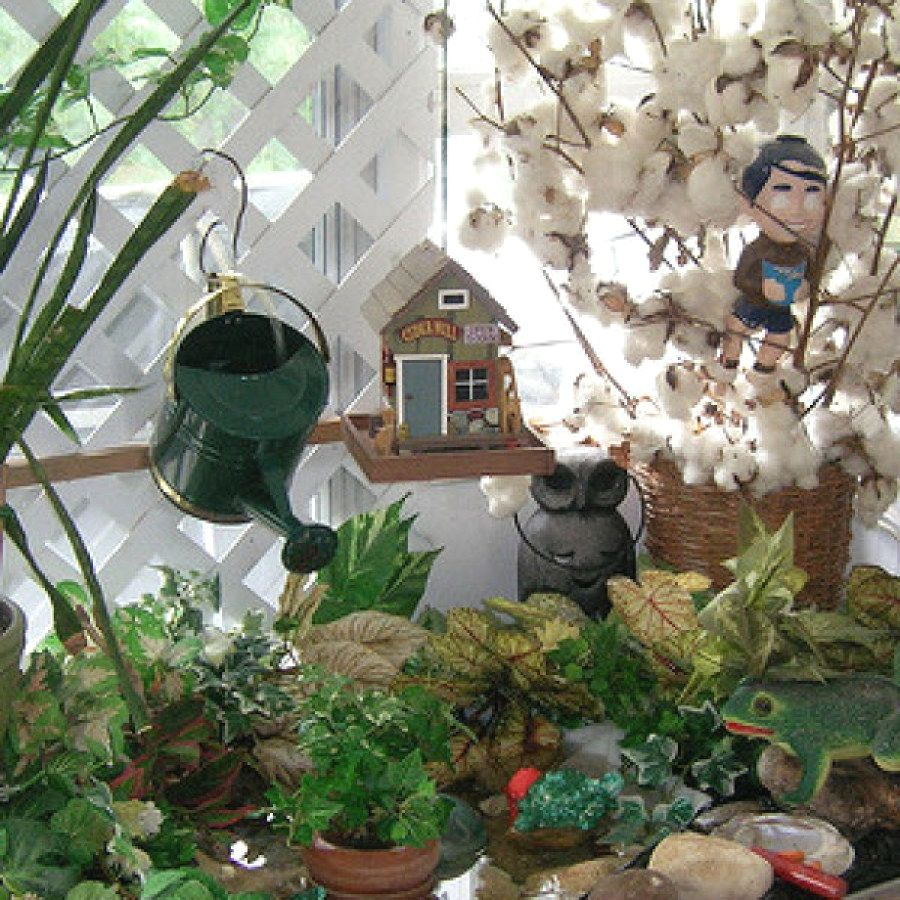 Indoor Gardens For Your Home Indoor gardens, Whimsical