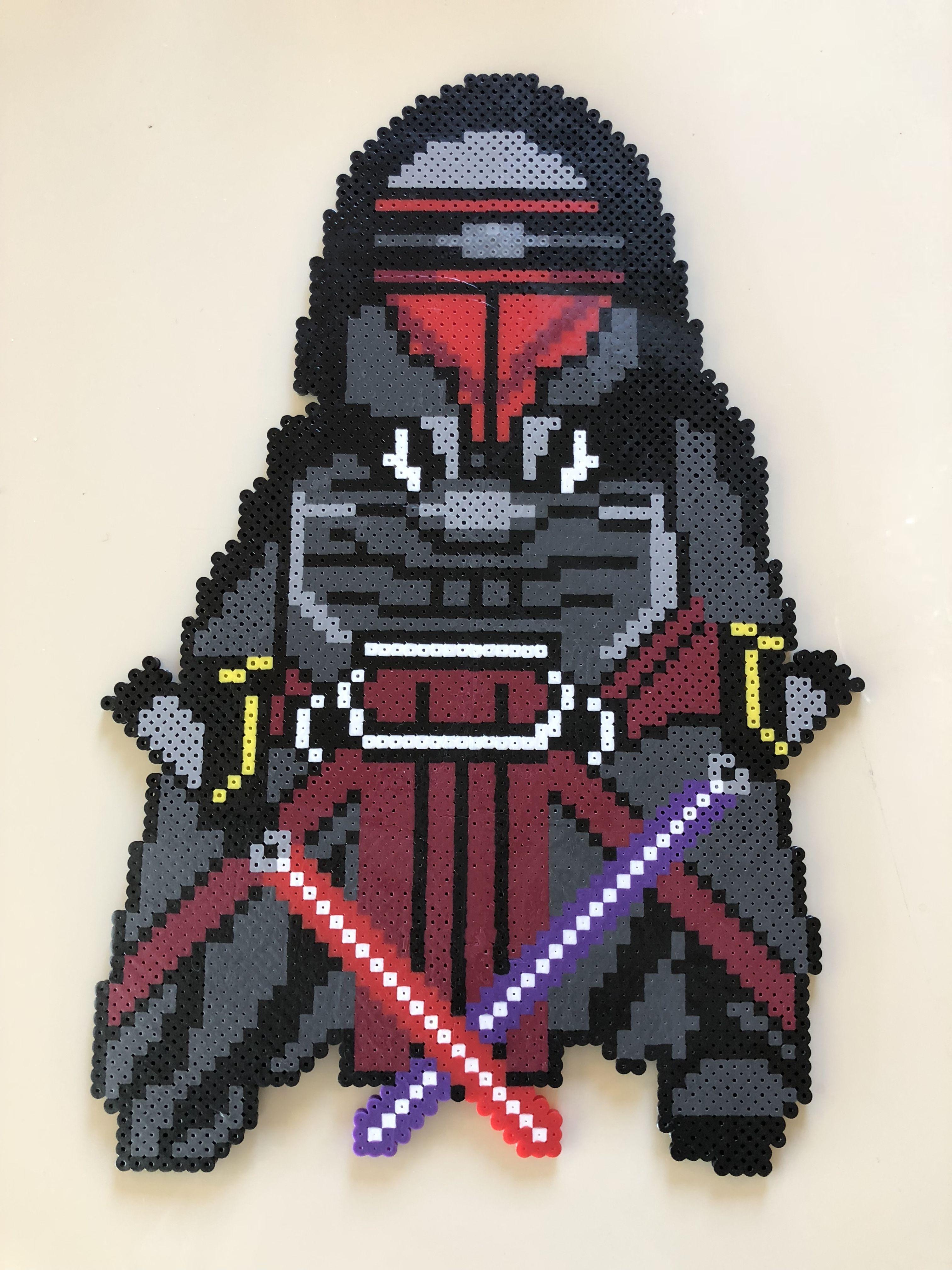Stormtrooper Bead Bb 8 Bugelperlen Pattern Stormtrooper Star