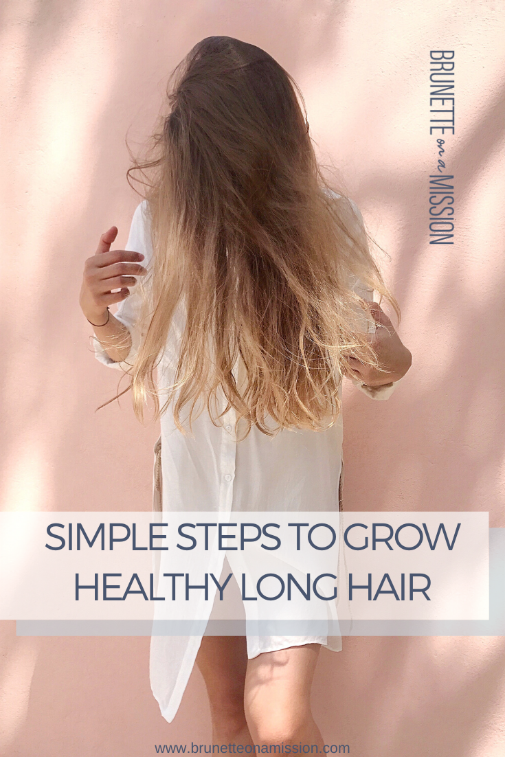 How to Grow Long Healthy Hair in Your 30s Growing