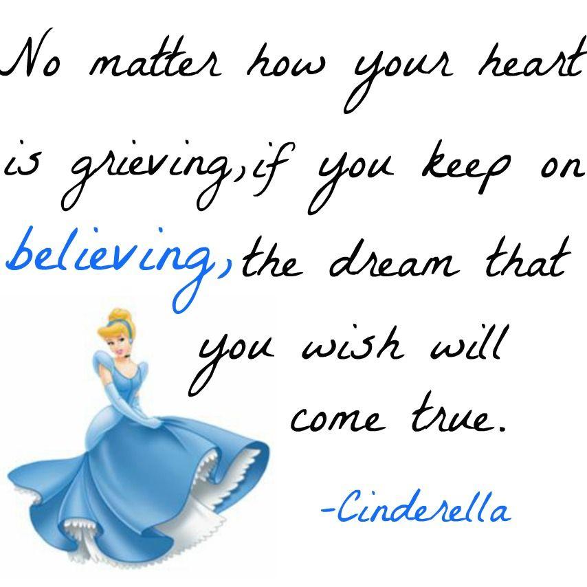 cinderella quotes | Cinderella Disney Quotes | Disney Fun ...