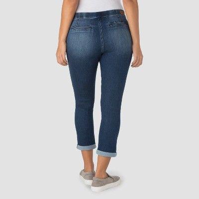 1d1e048b Denizen from Levi's Women's Modern Lounge Crop Jeans - Brisbane M, Medium