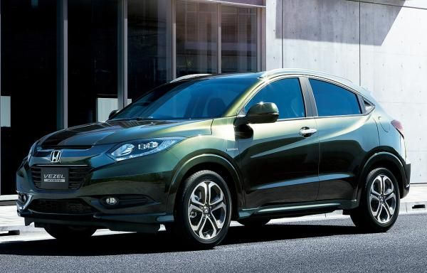 Sporty new Honda SUV in pictures - IOL Motoring | IOL.co.za