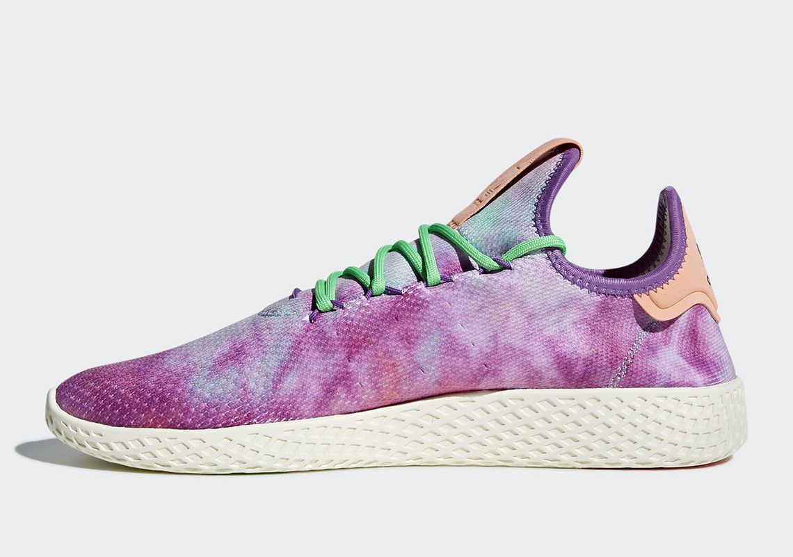 innovative design 7b273 e57e1 Pharrell x adidas Tennis Hu Holi Festival