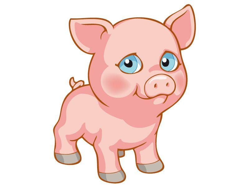 Puppy in my pocket lindo le petit cochon kawaii my childhood pinterest enfance - Dessin cochon ...