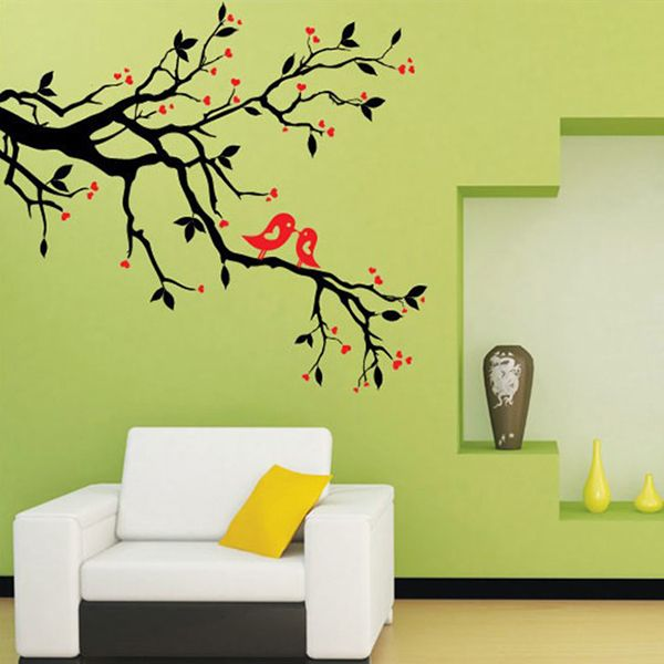 Online Get Cheap Tree Amazing Designer Wall Stickers | Apartment ...
