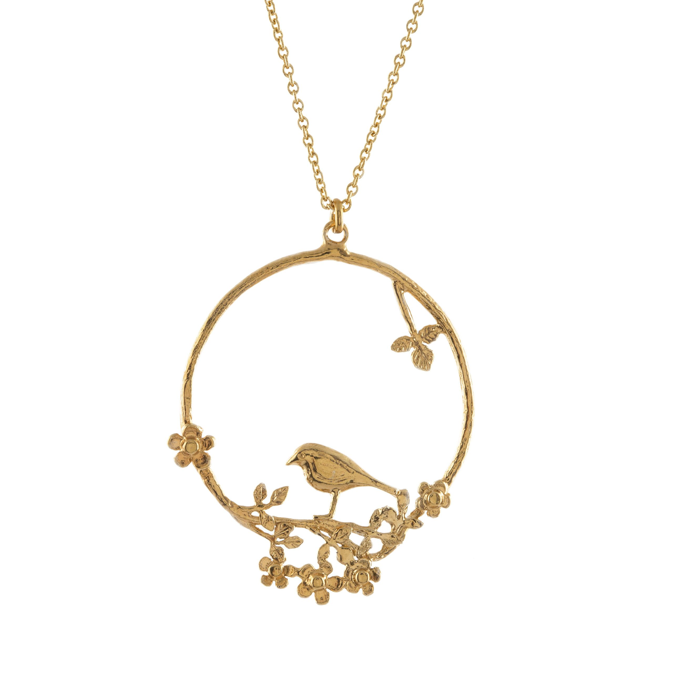 gold jewelry pendant white cosanuova necklaces bird diamond necklace owl in black