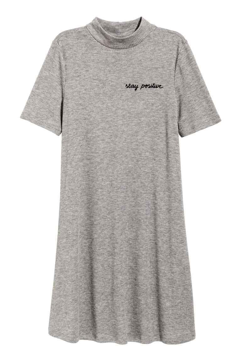 Turtleneck jersey dress short sleeves shorts and wardrobes