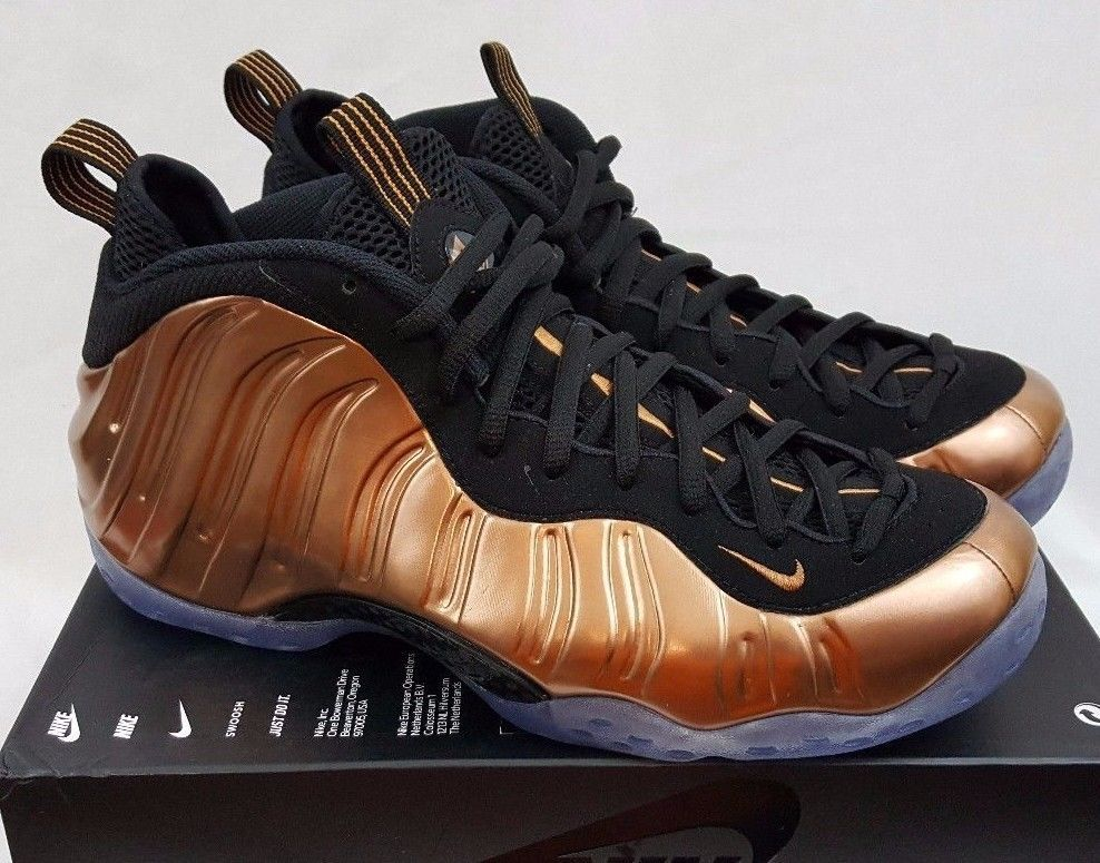 Foamposite One Custom Colorways Release Dates Pricing ...