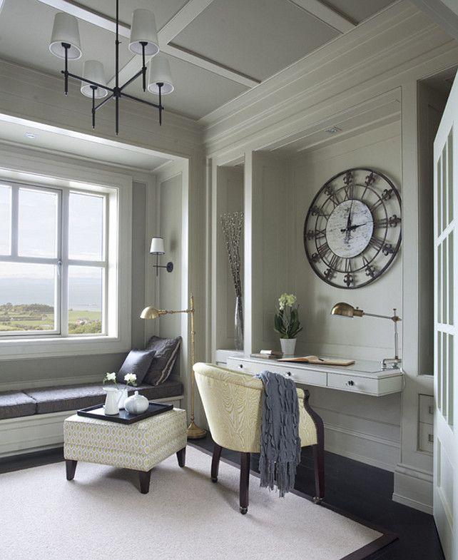 Farrow And Ball Light Grey. Ceiling Paint Color Is Farrow