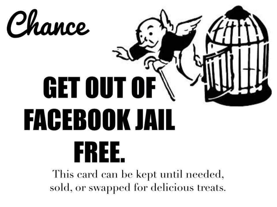 Fb Jail Sucks