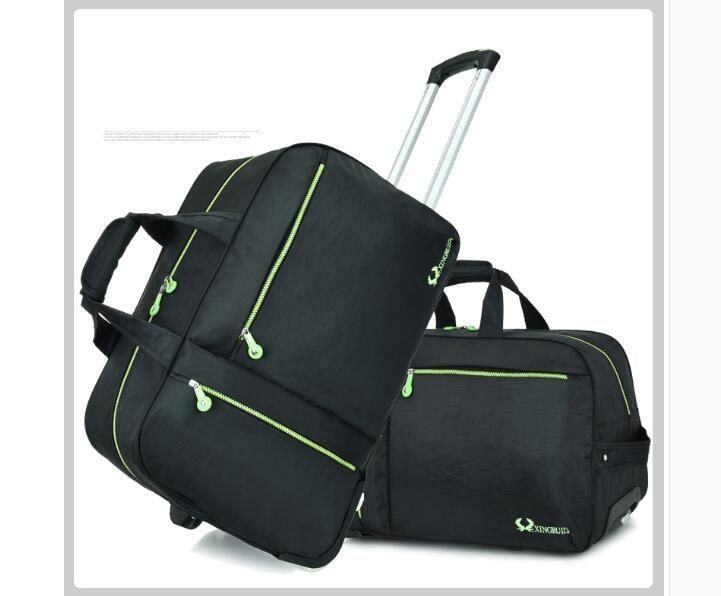 4f93736d4 carry on luggage bag wheeled Travel trolley bag Travel Rolling Luggage  Boarding bags with wheels travel