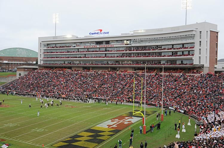 University Of Maryland Could Need Larger Stadium To Compete In Big Ten Washington Business Journal University Of Maryland Big Ten Stadium