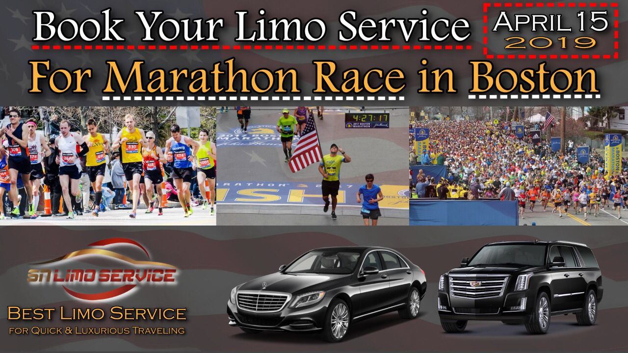 Book You Limo Service for Marathon Race in Boston Best