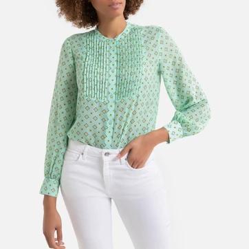 шорты с длинной блузкой