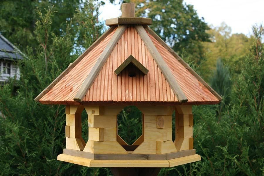 bird feeder - Big Bird House Plans