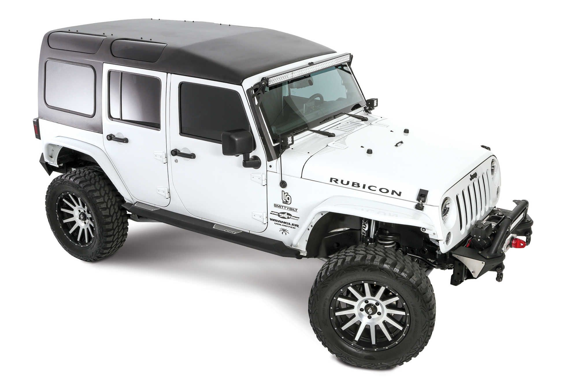 Introducing the next generation of hardtop for jk wranglers this unique one piece design