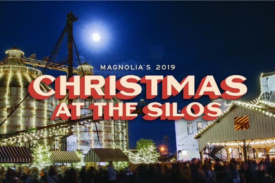 Magnolia Christmas At The Silos 2020 Christmas at the Silos   Magnolia in 2020   Silos magnolia