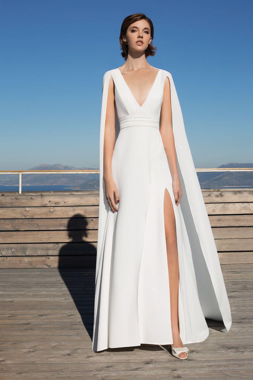 Metropolitan collection wedding dress style me this simple