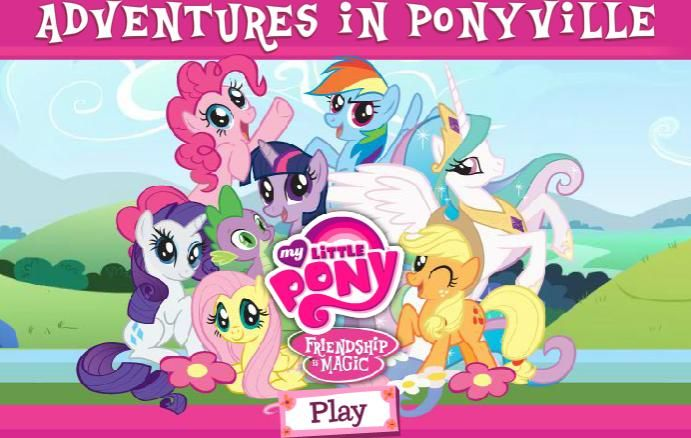 My Little Pony Spiele Kostenlos Online