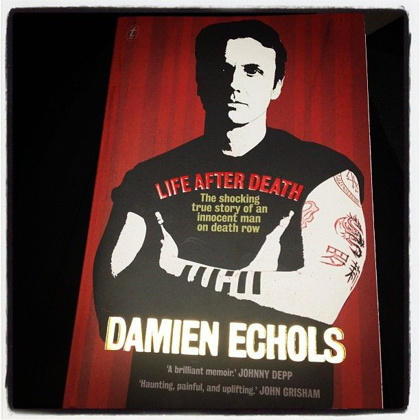 Damien Echols incredible memoir 'Life After Death'.
