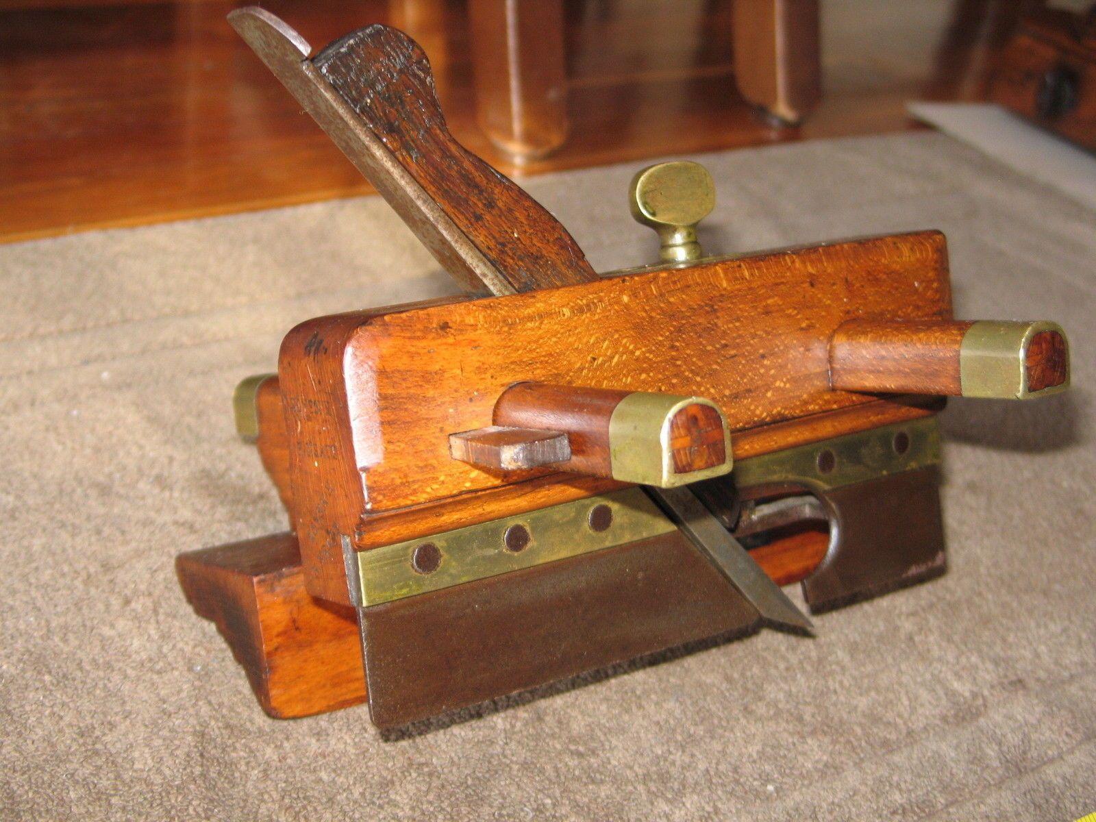 Wooden Plough Plane For Sale