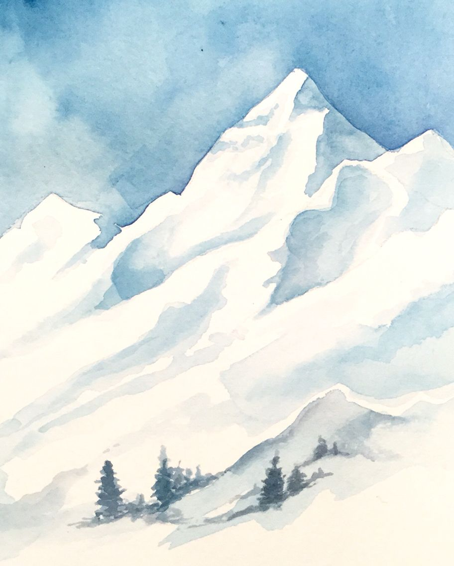 15 Watercolor Painting Ideas You Can Do At Home Rainbow Art