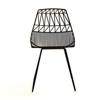 Bend Seating The Lucy Chair or black