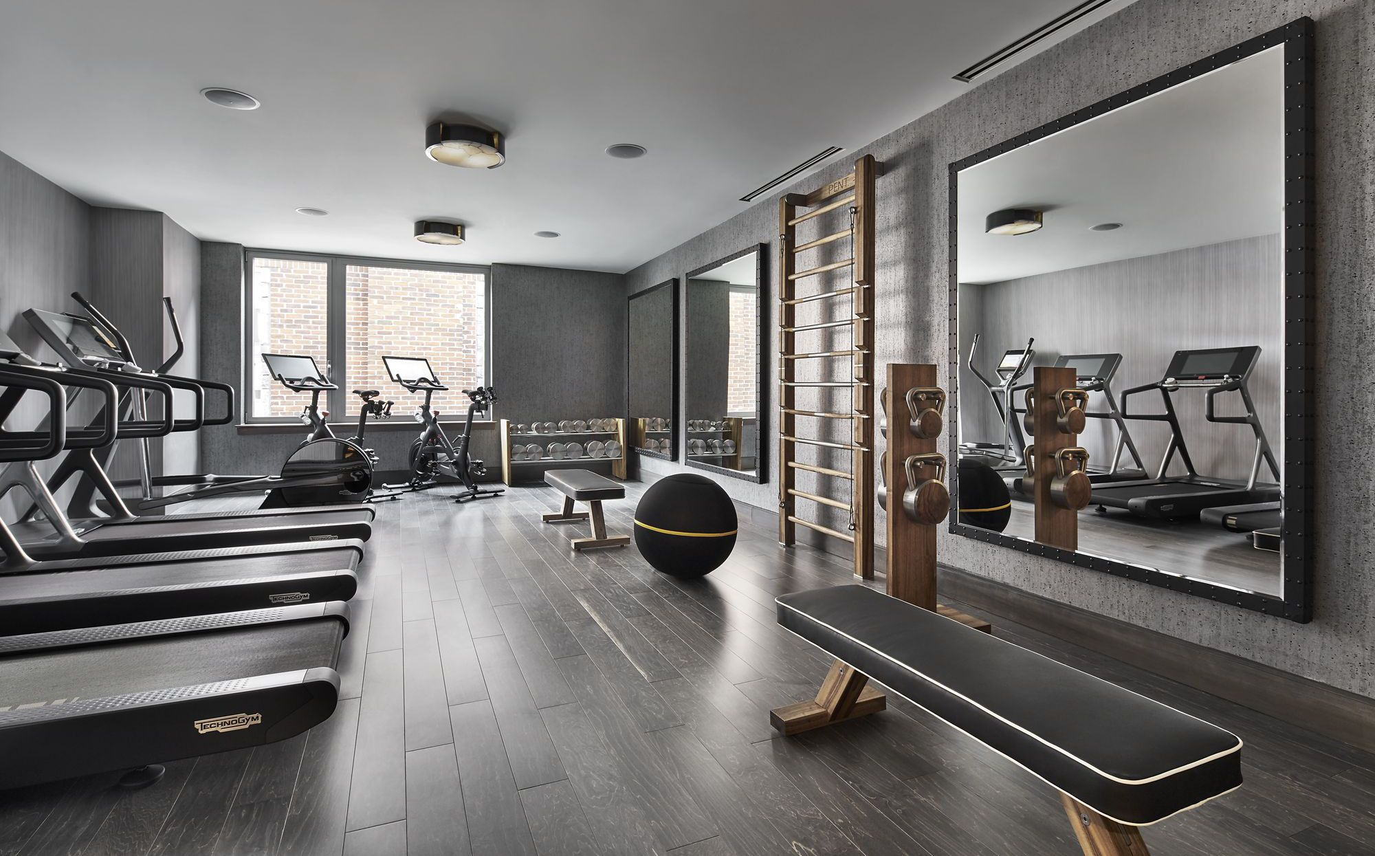 Studio La Rosa Palermo luxury fitness home gym equipment and for personal studio