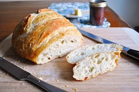 Little B Cooks: Chronicles from a Vermont foodie: Artisan Bread
