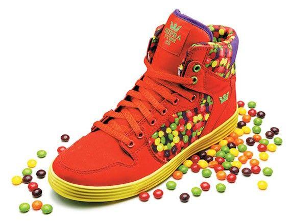 New Supra Skytop Lil Wayne Weezy Trukfit Vice Pack Skittles