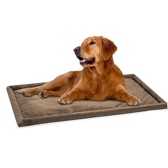 DogJog Dog Kennel pad Washable Mat Warm