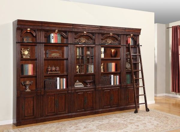 Exceptional Parker House   Wellington Glass Door Library Wall Unit   PAH WEL 420(