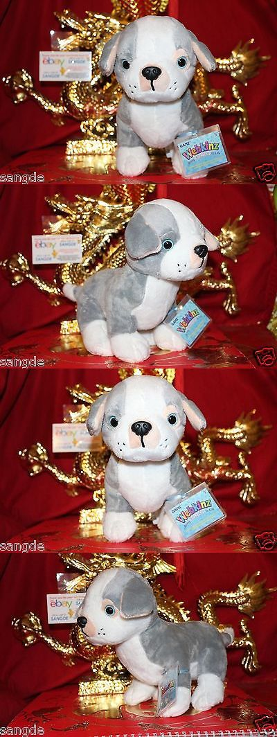 Animals 150106 Webkinz Pitbull Puppy Comes With Sealed Unused