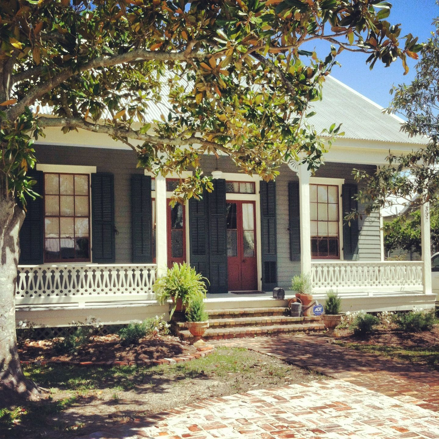 Coastal Antebellum Homes from my travels to Mississippi Gulf Coast. Those that survived Katrina.