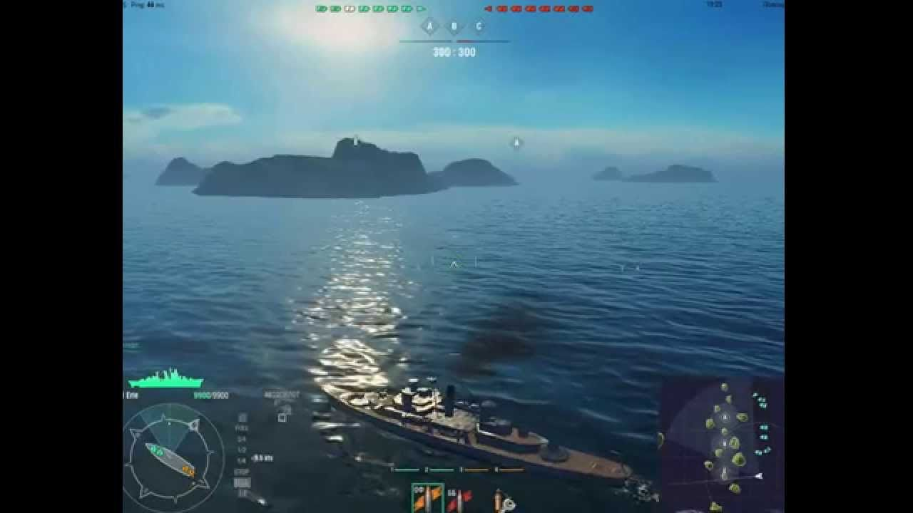 World Of Warships Beta Weekend Yamato Gameplay Youtube