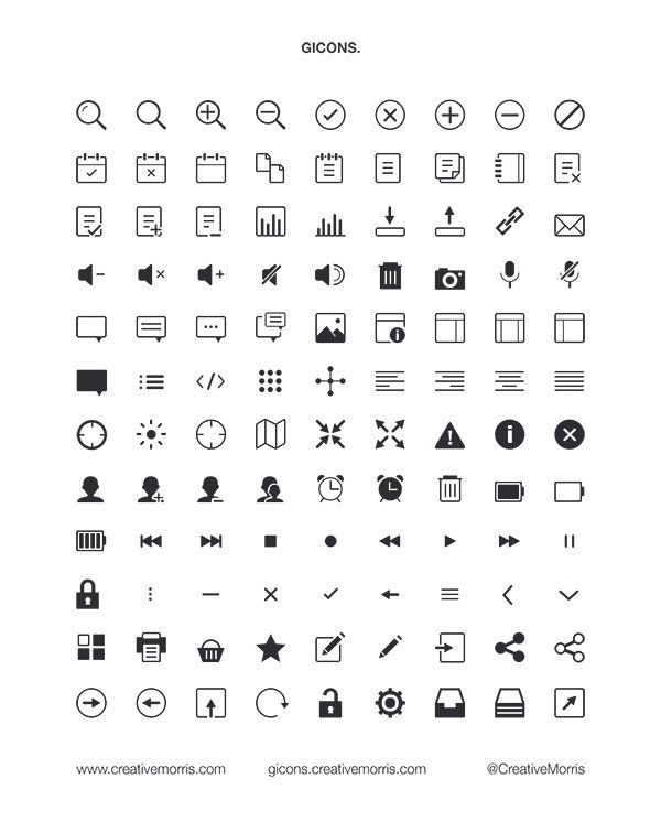 100 Free Resume Builder Gicons  100 Vector Icons From Guy Morris  Arch&design