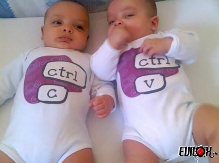 Fantastic Easier Than Actually Birthing Two Cute Twins Cute Babies Twin Babies Funny