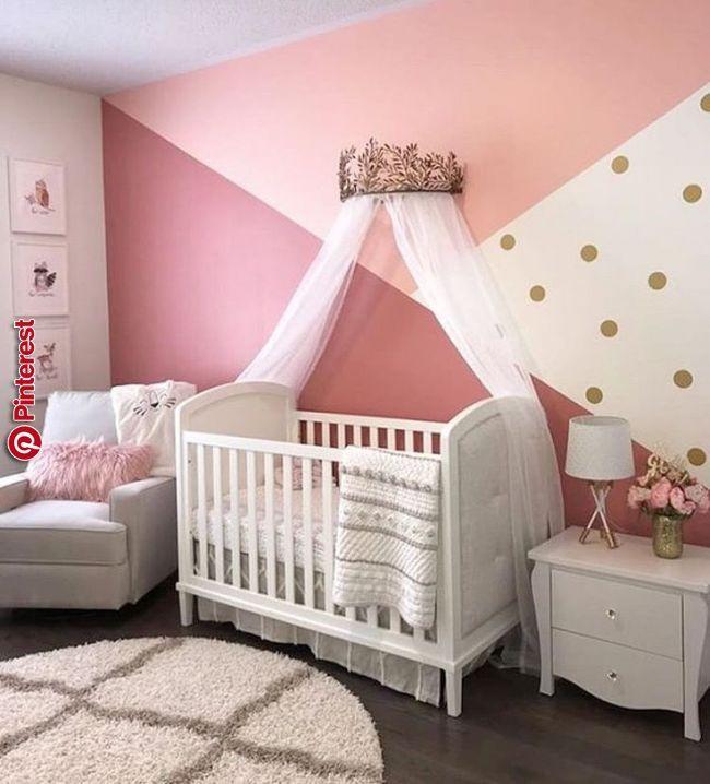 Reizendes Baby Kinderzimmer. Chambre bébé, Idée chambre