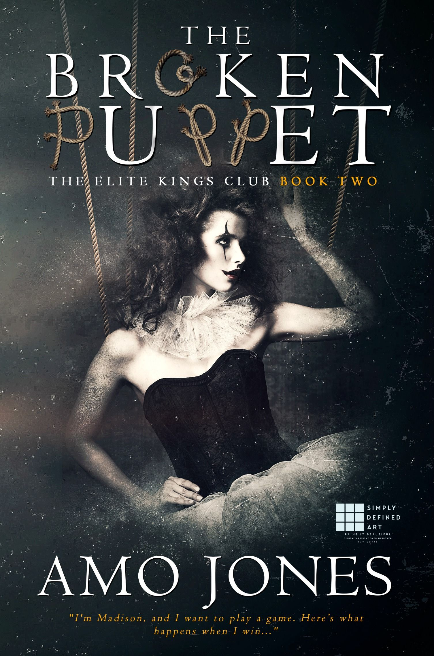 Title: The Broken Puppet Series: The Elite Kings Club #2 Author: Amo