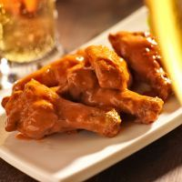 I never met a wing I didn't like, however, these are really good.