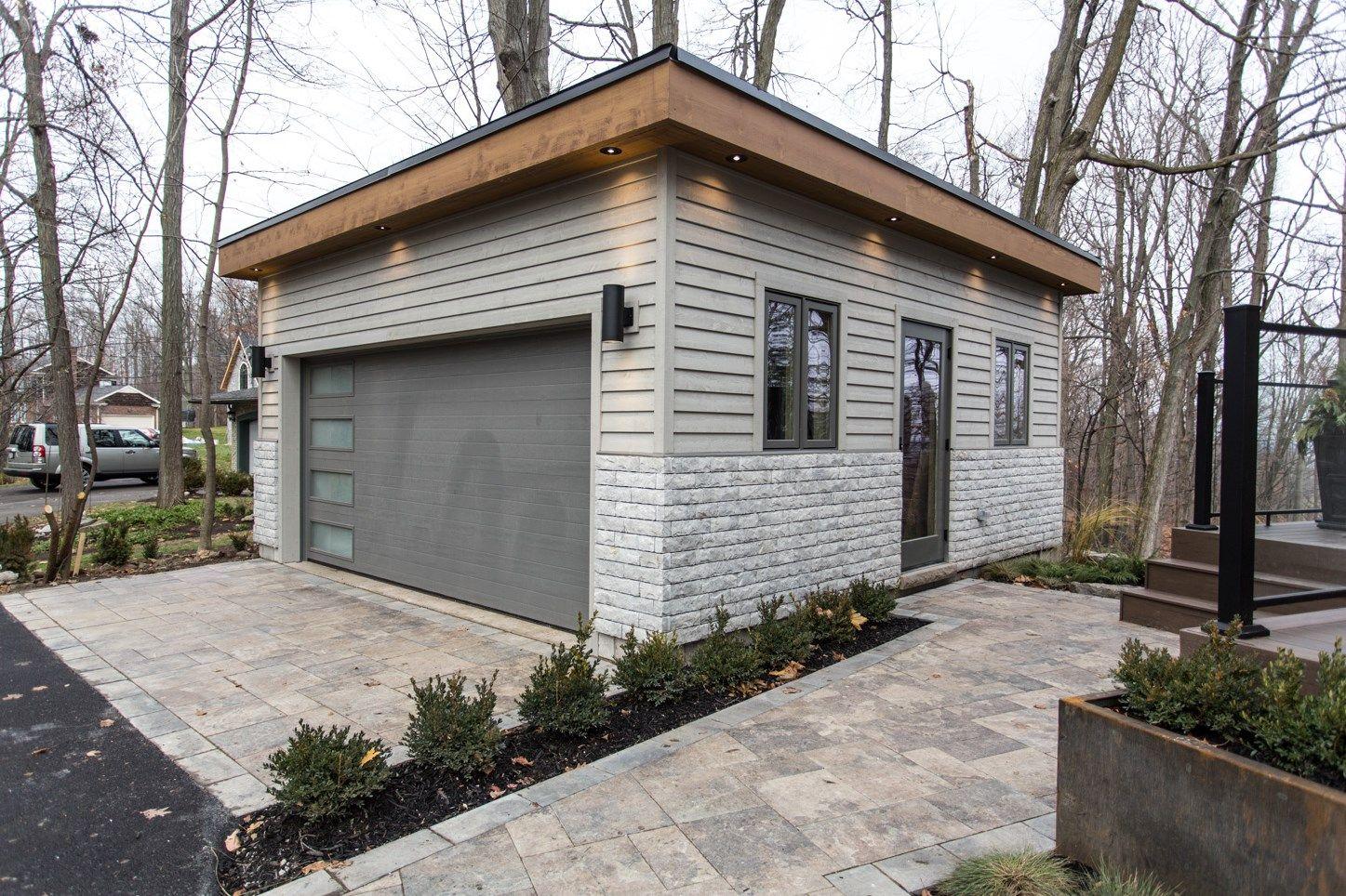 Bryan and Sarah Baeumler Unveil Their Gorgeous Highview Property – Detached Garage Workshop Plans