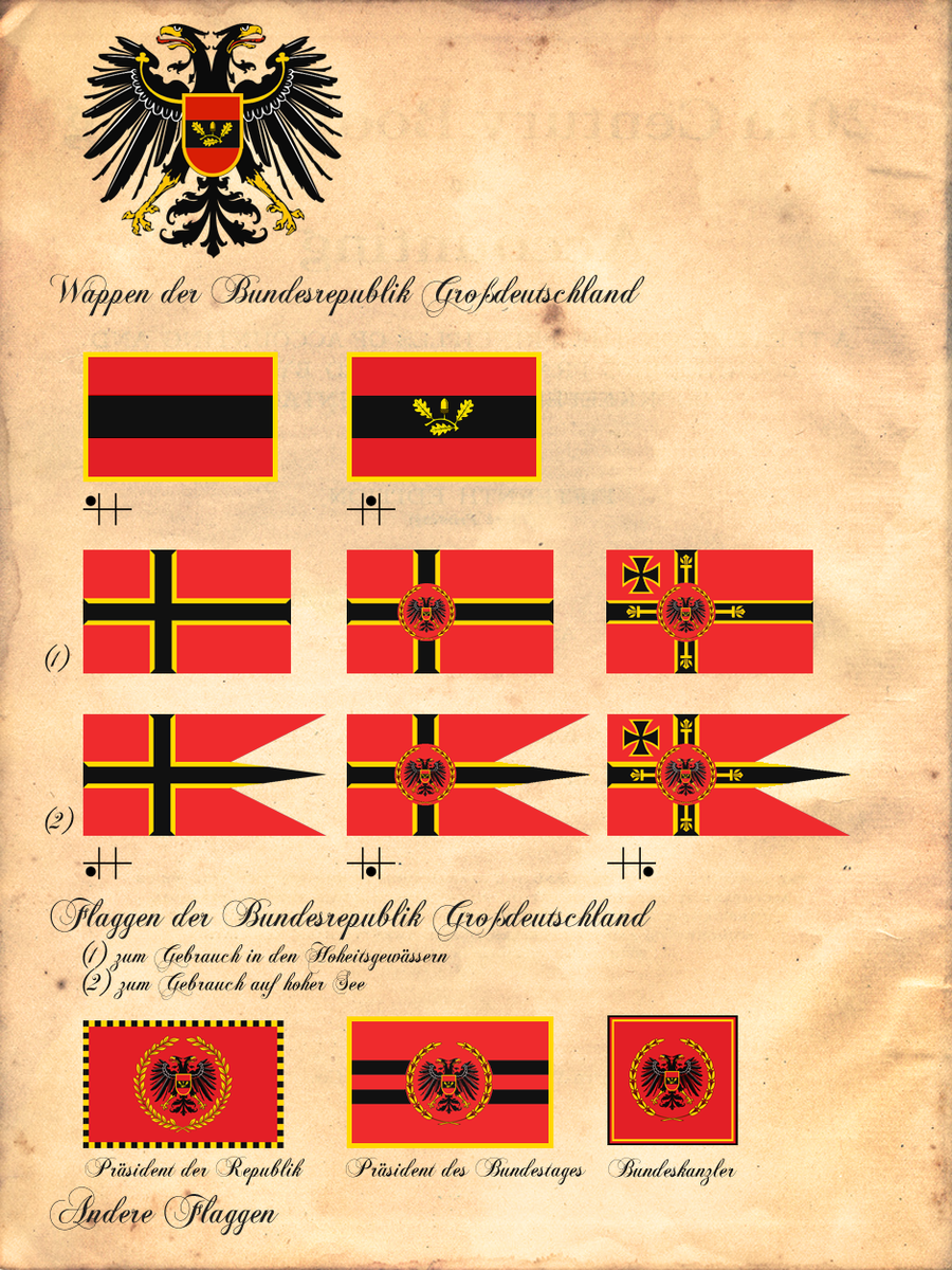 Alternate German Flags Flag Art German Flag Flag