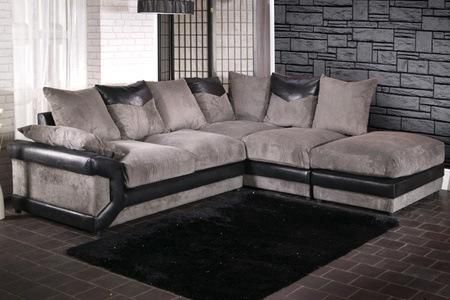 When Your Mornings Start With Such A Beautiful Color Mondays Will Never Be Dull Cornersofa Sofas Home Http Www Sofa Bargains Com Big Corner Sofa
