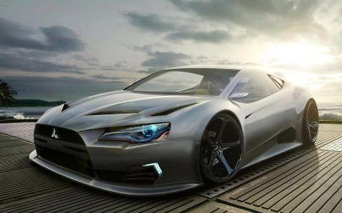 Mitsubishi Concept PX