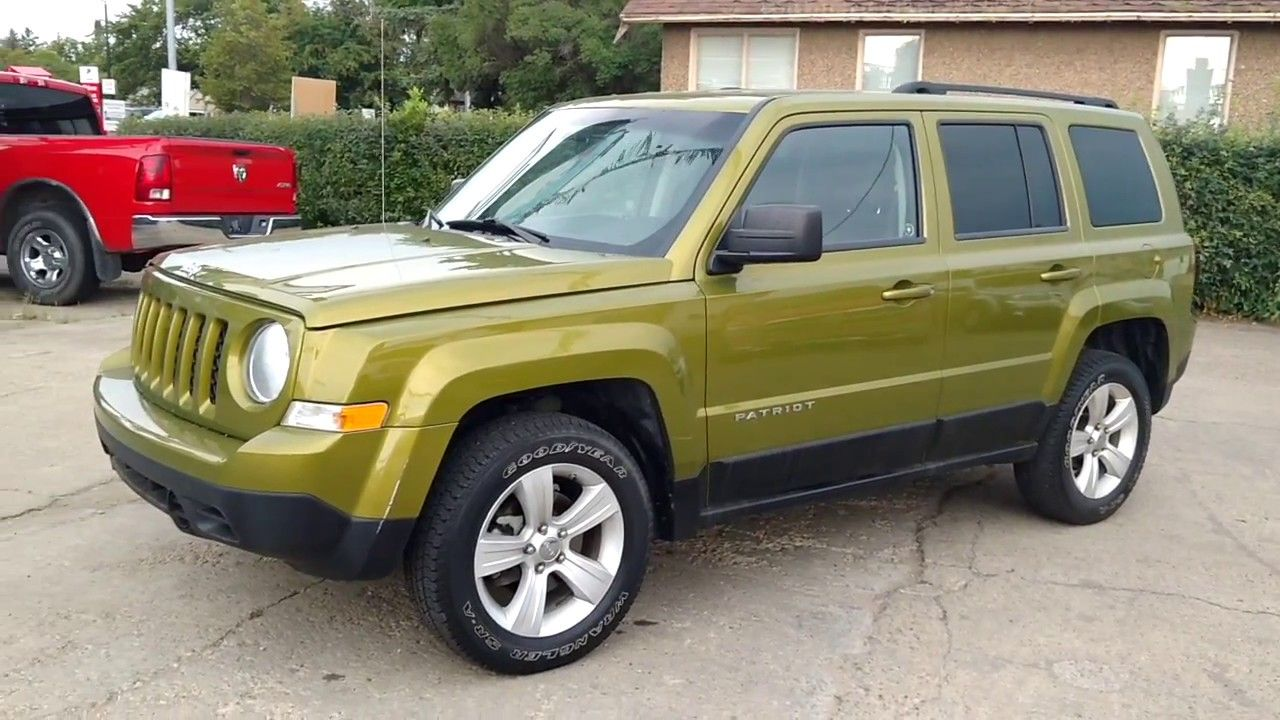Used 2012 Jeep Patriot North Edition For Sale In Edmonton Ab Canada Video Walk Around Of 2012 Jeep Patrio 2012 Jeep Patriot Jeep Patriot Jeep Patriot Sport