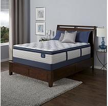 Serta Castleview Cushion Firm Euro Pillowtop California King