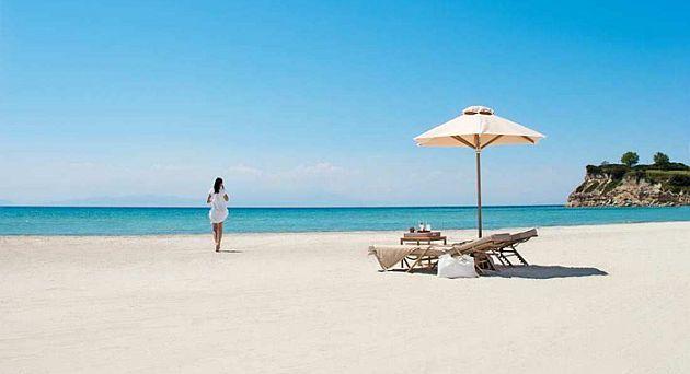 Luxury Boutique Hotel Greece 5 Star Hotel Sani Asterias Suites
