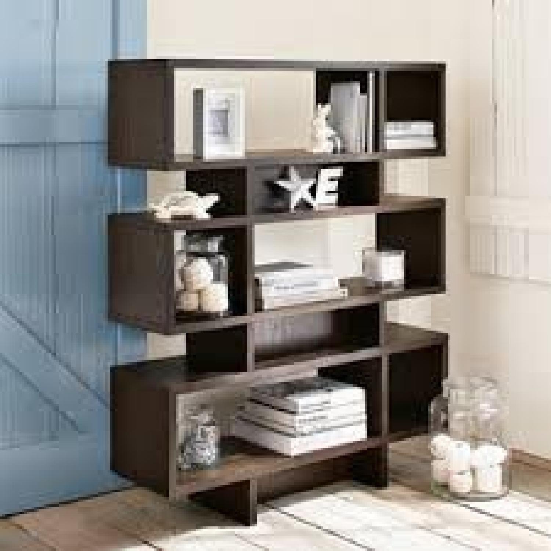 West Elm Modular Stacked Bookcase European Home Decor