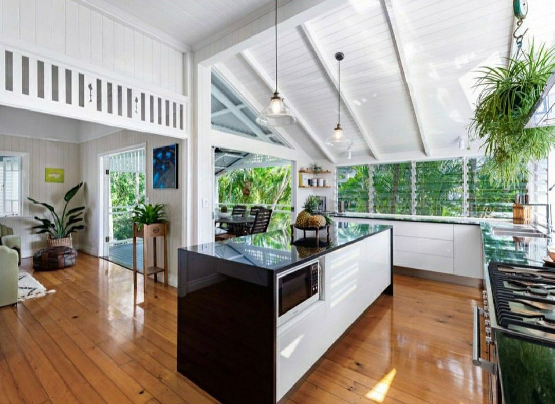 pin by casey roth on queenslander in 2020 home decor home kitchen on kitchen interior queenslander id=79425