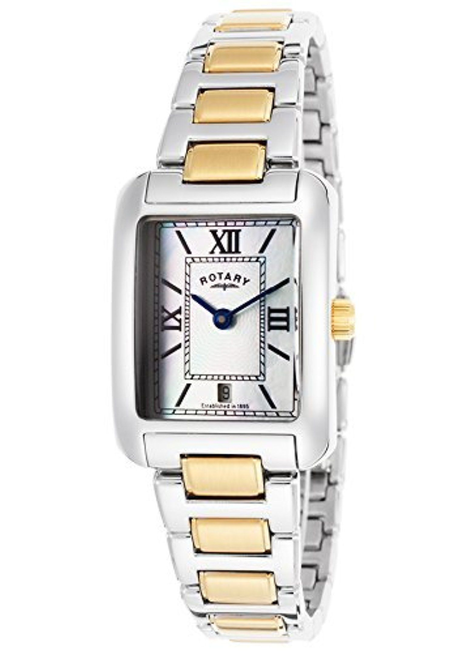950d033252fd Rotary LB02651 41 Ladies Two Tone Watch by Rotary -- Awesome products  selected by Anna Churchill